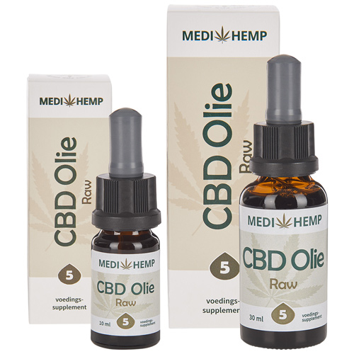 Medihemp CBD olie CBD-Expert